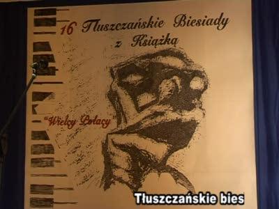 Film: XVI Tłuszczańskie biesiady z książką