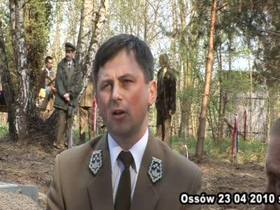 Dęby pamięci Ossów