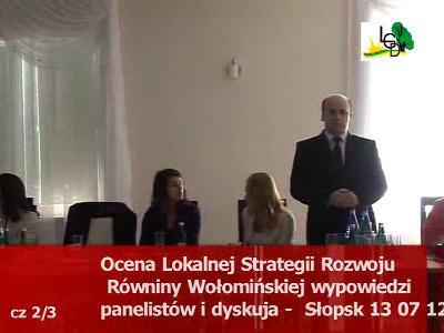 Panel Ekspertów LGD Równiny Wołomińskiej
